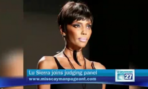 Lu Sierra joins Miss Cayman judging panel